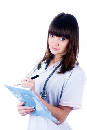 Young doctor photo