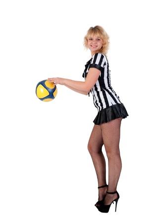 Soccer Referee photo