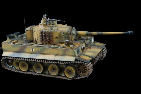 tiger historic german ww 2 tank replica photo