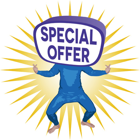 Special Offer Man