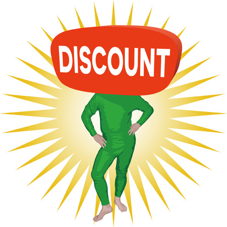 Discount Man