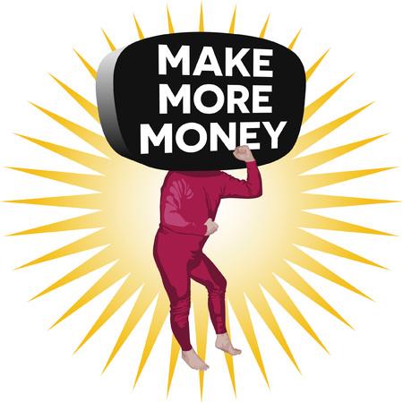 더 많은 돈을 버는 사람 만들기