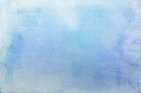 mixed wallpaper: Art abstract watercolor background on paper texture