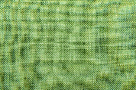 cotton fabric: Green cotton fabric background texture close up