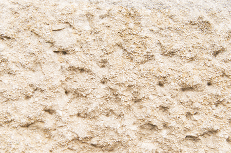 beige: Modern beige wall background texture close up Stock Photo