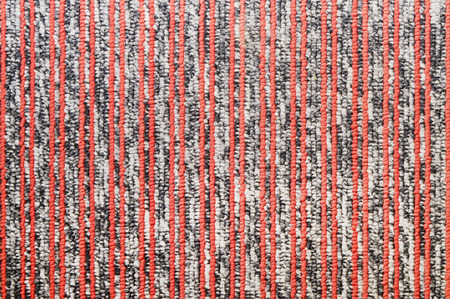 purl: Striped fabric texture background close up