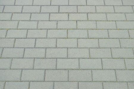 Road grey pavement texture background close up Stockfoto