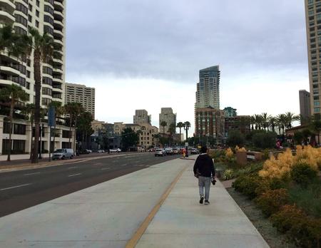 actividades recreativas: paseo por la ciudad
