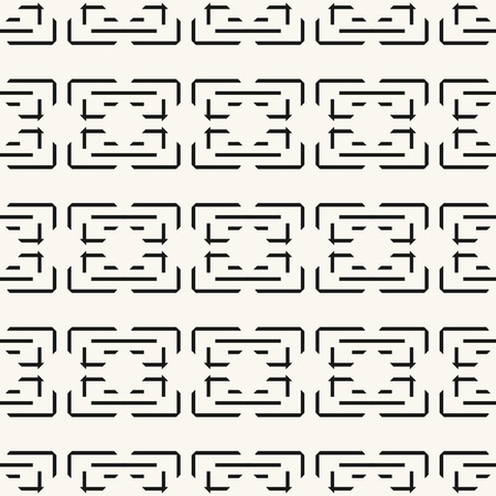Seamless pattern, stylish background, modern texture, abstract lines. Vector