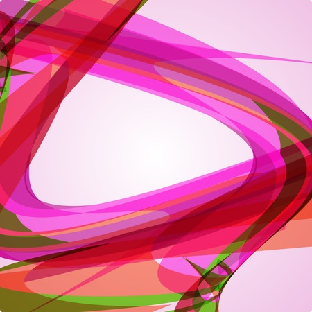 Colorful abstract background, digital composition illustration Vector