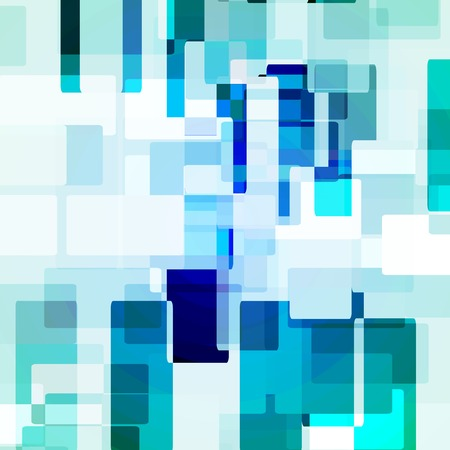 Abstract Style Background, colorful digital illustration. Illustration