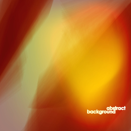 smell of burning: Abstract illustration colorful background - digital composition.