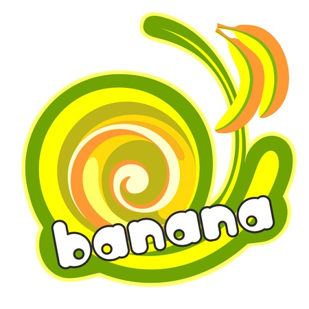 Banana dessert.