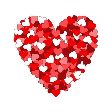 Heart. Vector
