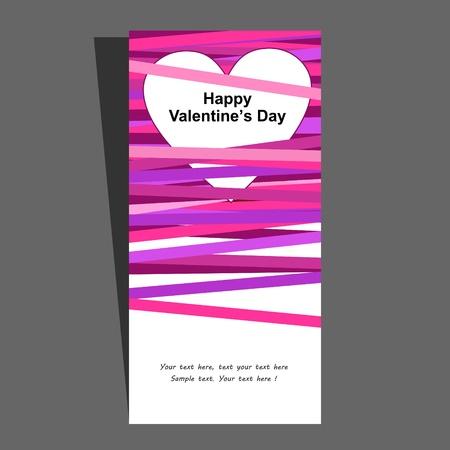 valentin day: Pink Valentine