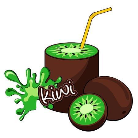 Kiwi Stock Vector - 17212119