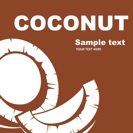 sorbet:  Coconut