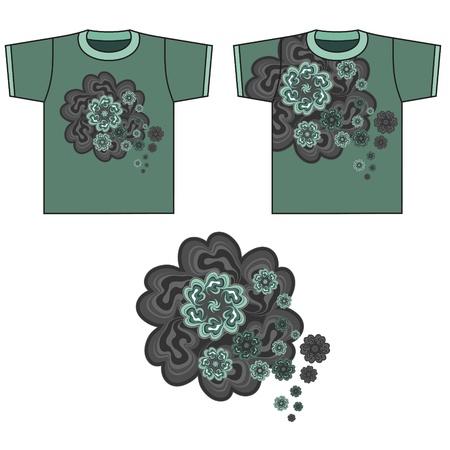 t shirt print: T-shirt design