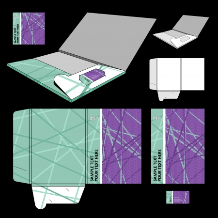 folder design: Folder design