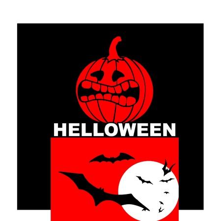 Halloween pumpkin Stock Vector - 15521742