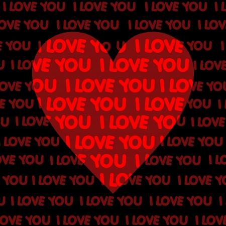 valentine heart: Valentine day heart