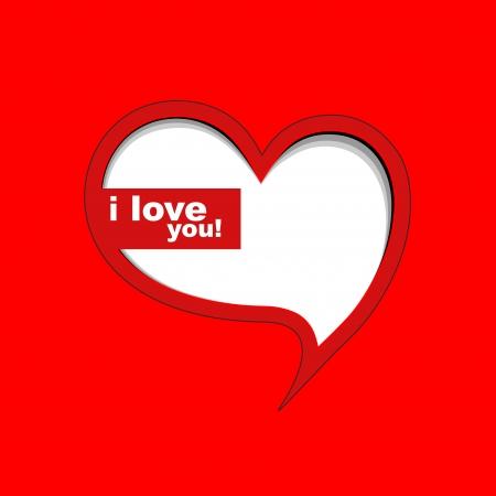 Valentine s heart Vetores