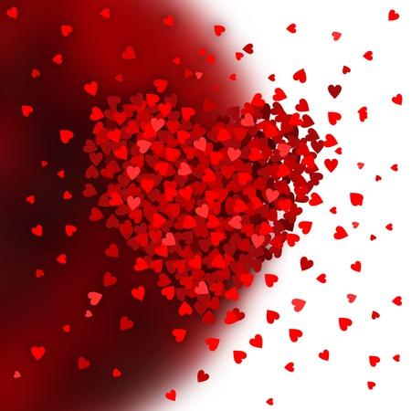 Valentines day  I love you  photo