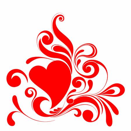 valentin: Valentine day hearts