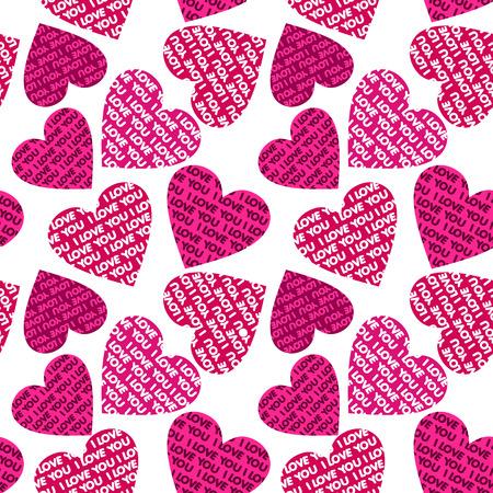 valentin: Valentines day background Illustration