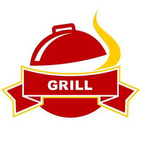 Vector grill design  Vector