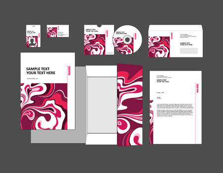 envelop: Corporate identity template