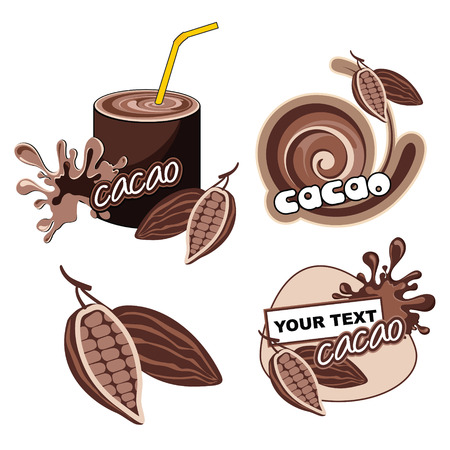 cacao: Cacao labels.