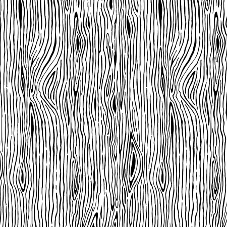 rnabstract: Background wood pattern with black and white structure Illustration