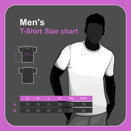 tshirts: Tshirt men Illustration