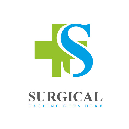 medical person: Medical logo Illustration