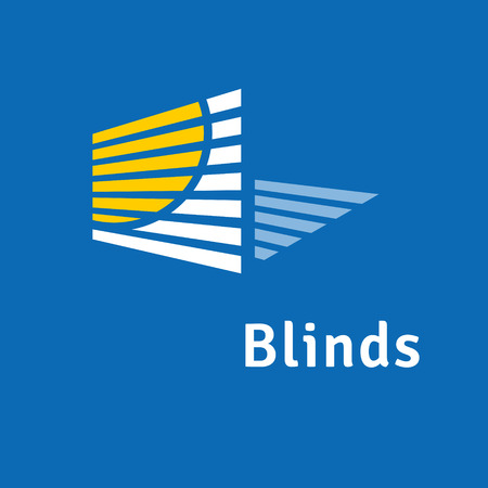 window blinds: Window blinds symbol