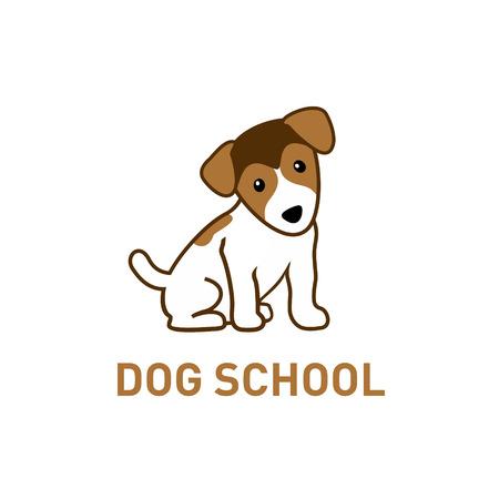 kitty: Logo for pet shop or animal clinic. Veterinary clinic logo design.