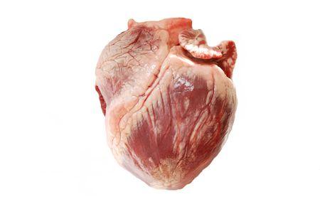 Pork heart photo