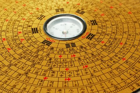 feng shui: Feng shui compass (home planning and decoration)