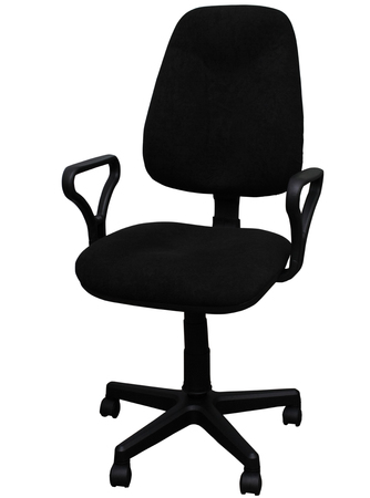 swivel: chair on a white background  furniture chair seat