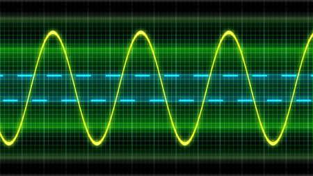 sine: Texture wave sine digital oscilloscope backgrounds display