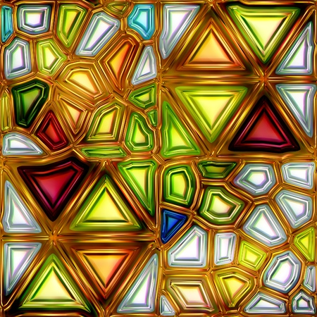 truly: colorful abstraction truly seamless texture  graphic square 3D illustration