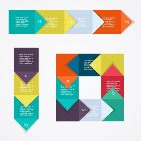 Prozess-Chart-Modul. Vektor-Illustration. Standard-Bild - 36273831