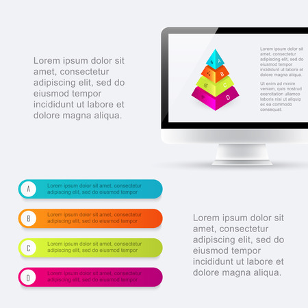 timelines: Minimal infographics design. Vector can be used for workflow layout, diagram, number options, web design. Illustration