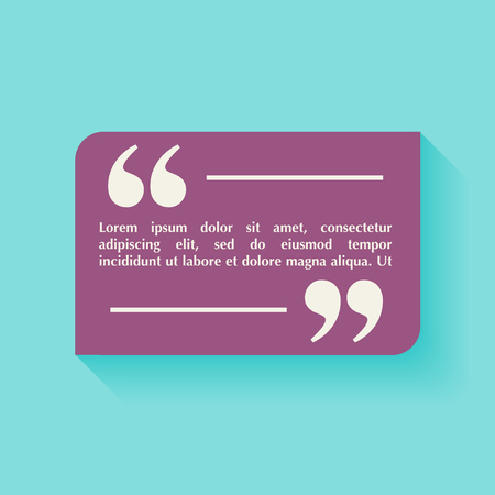Quote blank template design elements circle business card template design elements circle business card template paper sheet information colourmoves