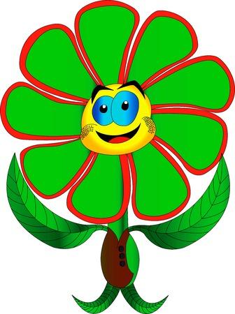 halm: bright flower