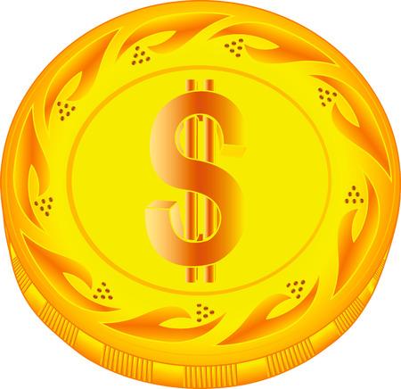 scrip: gold dollar, metal dollar, small change, pocket money, odd money, broken money, bronze coin, gold coin, national bank, coin with patterns, illustration coint, illustration gold, pay off, counting money, beautiful coins, beautiful money, shiny coins, shiny