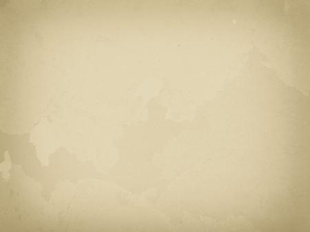 Old Craft Paper: Gradient Backgroud 写真素材