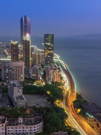nightview: XiaMen Night View