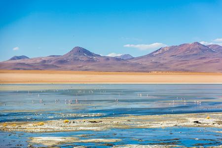 Amazing landscape scenario in Bolivia, South America Imagens - 119078179